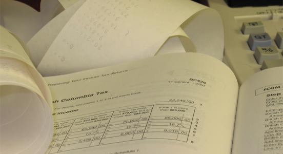 Ako vypĺňať daňové priznania k dani z príjmov